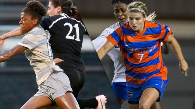 Vanderbilt vs. #8 Florida (W Soccer)