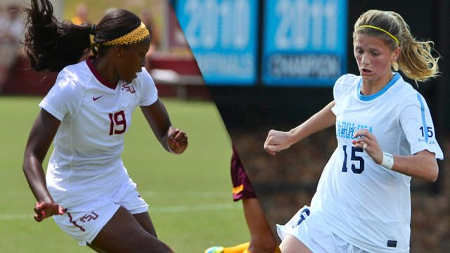 #2 Florida State vs. #5 North Carolina (W Soccer)