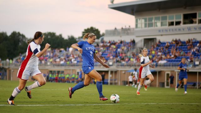 Toledo vs. Kentucky (W Soccer)