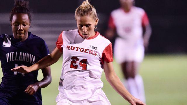 #22 Rutgers vs. Princeton (W Soccer)