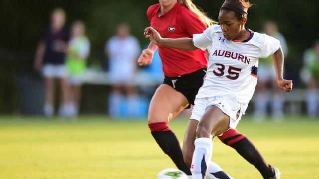 South Carolina vs. Auburn (Quarterfinal) (W Soccer) (re-air)