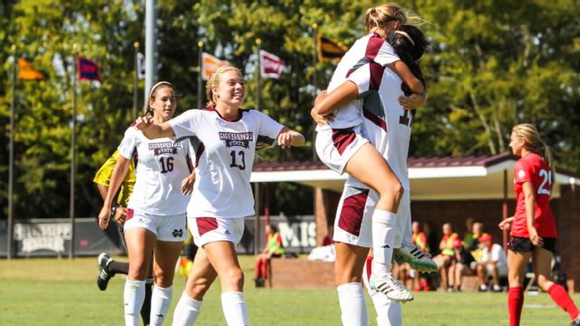 Kentucky vs. Mississippi State (W Soccer) (re-air)