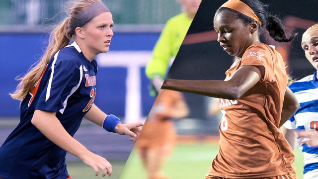Detroit vs. Texas (W Soccer) (re-air)