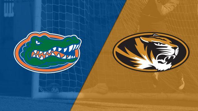 #17 Florida vs. Missouri (W Soccer)