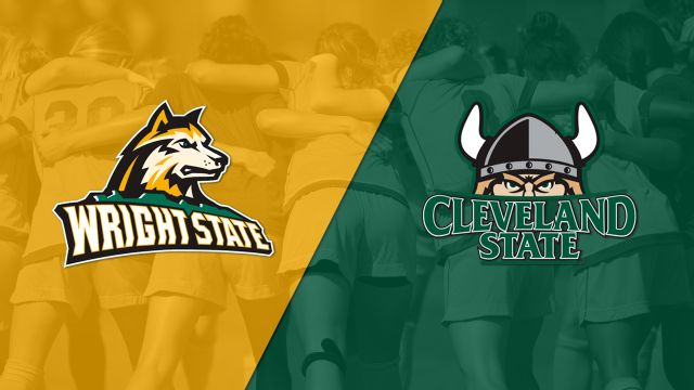 Wright State vs. Cleveland State (W Soccer)