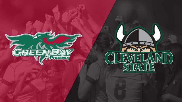 Green Bay vs. Cleveland State (W Soccer)