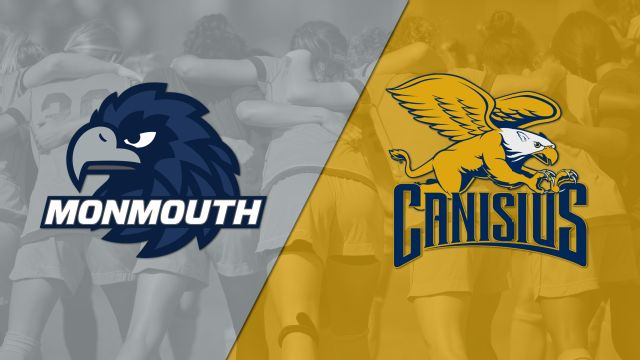 Monmouth vs. Canisius (W Soccer)