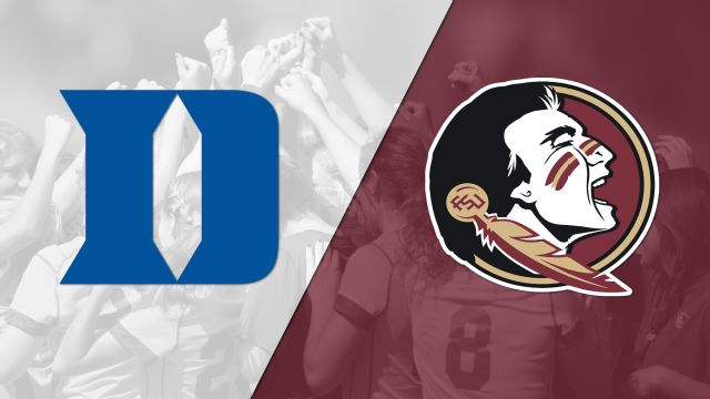 #4 Duke vs. #9 Florida State (W Soccer)