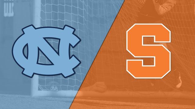 #18 North Carolina vs. Syracuse (W Soccer)