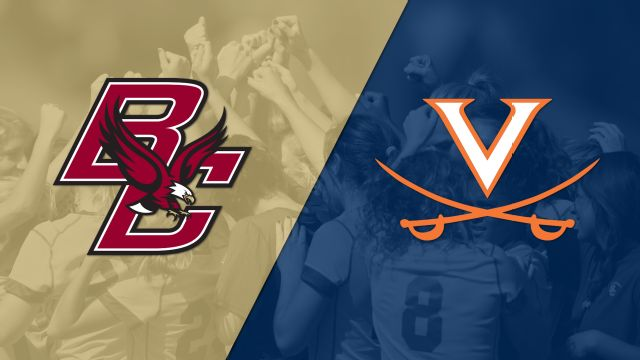Boston College vs. #8 Virginia (W Soccer)