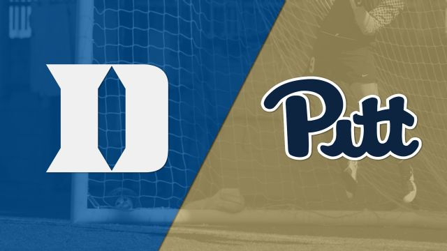 #4 Duke vs. Pittsburgh (W Soccer)