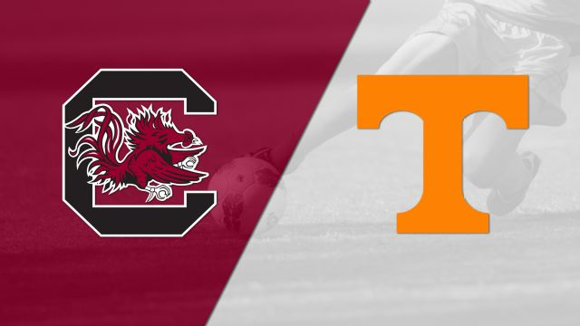 #2 South Carolina vs. Tennessee (W Soccer)