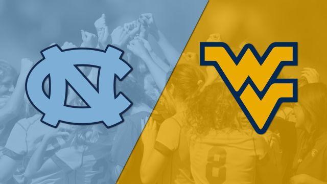 North Carolina vs. West Virginia (Semifinal #1) (NCAA Women's Soccer Championship)