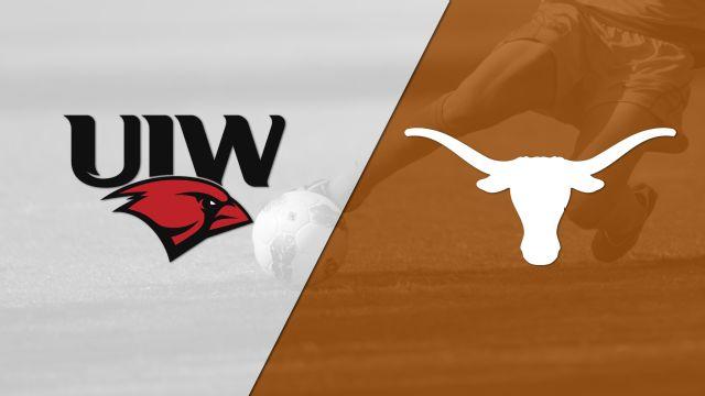 Incarnate Word vs. Texas