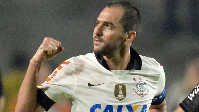 Corinthians vs. Bragantino