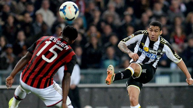 Udinese vs. AC Milan (re-air)
