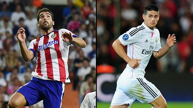 Atl�tico Madrid vs. Real Madrid