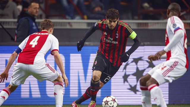 AC Milan vs. Ajax (re-air)