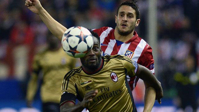 Atletico Madrid vs. AC Milan (re-air)