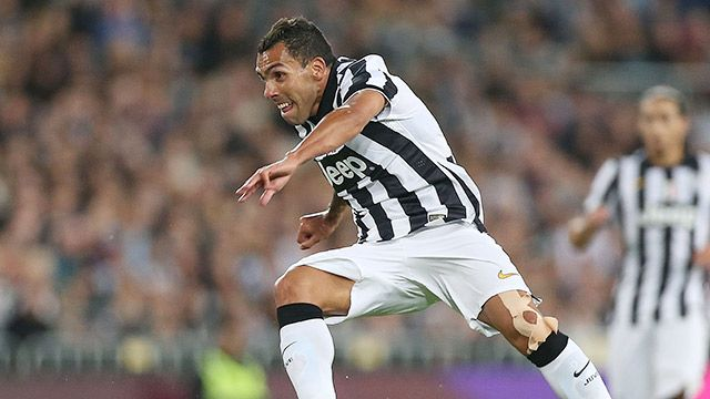 Juventus vs. Malmo FF (UEFA Champions League)