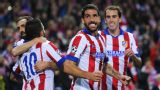 Atletico Madrid vs. Olympiacos FC (UEFA Champions League)