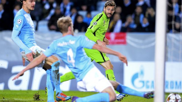 Malmo FF vs. Juventus (UEFA Champions League)