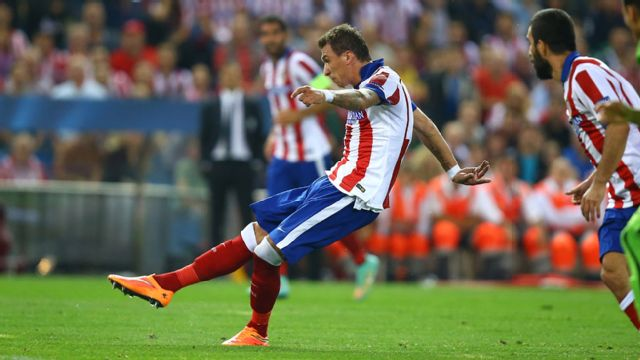 Atletico Madrid vs. Malmo FF (UEFA Champions League)