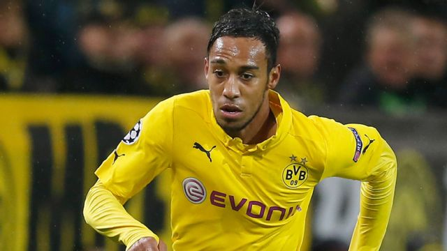 In Spanish - Arsenal vs. Borussia Dortmund (UEFA Champions League)