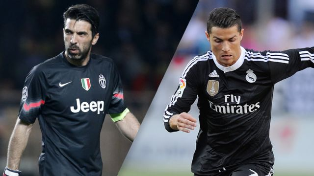In Spanish - Juventus vs. Real Madrid (Semifinals Leg 1) (UEFA Champions League)