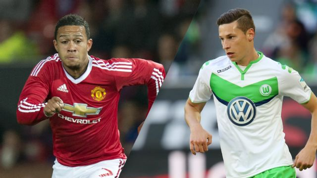 In Spanish - Manchester United vs. Wolfsburg (UEFA Champions League) (re-air)