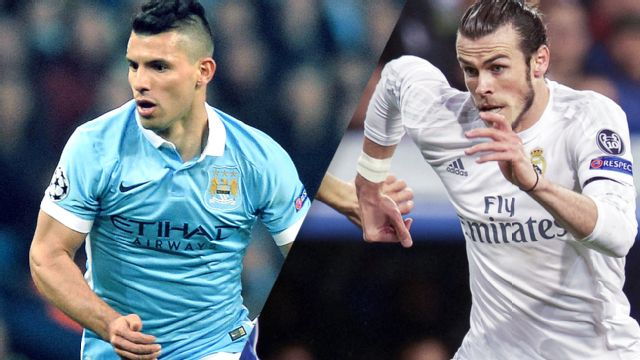 In Spanish - Manchester City vs. Real Madrid (Semifinals, First Leg) (UEFA Champions League)