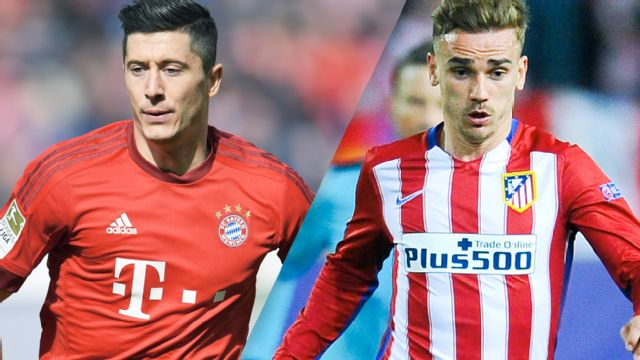 In Spanish - Bayern Munich vs. Atletico Madrid (Semifinals, Second Leg) (UEFA Champions League)