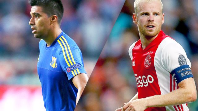 In Spanish - Rostov vs. Ajax (UEFA Champions League)