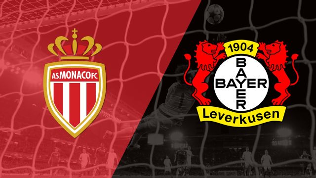 AS Monaco vs. Bayer Leverkusen (Group Stage) (UEFA Champions League)