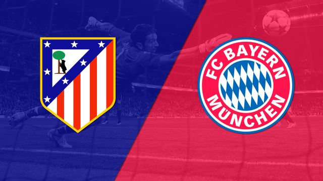Atl�tico Madrid vs. Bayern Munich (Group Stage) (UEFA Champions League)
