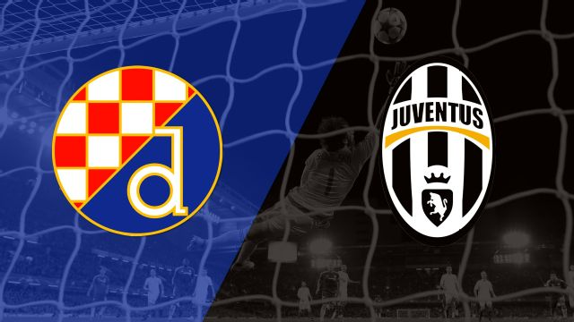 Dinamo Zagreb vs. Juventus (Group Stage) (UEFA Champions League)