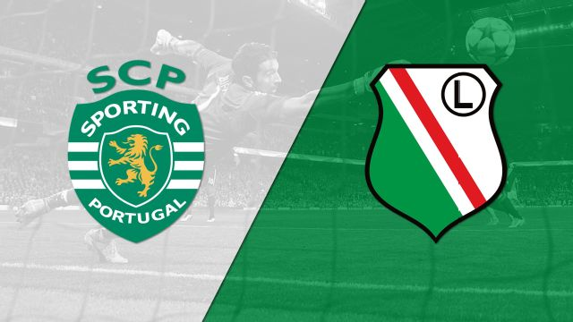 Sporting Clube de Portugal vs. Legia Warsaw (Group Stage) (UEFA Champions League)