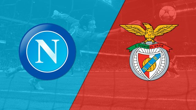 Napoli vs. Benfica (Group Stage) (UEFA Champions League)