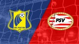 Rostov vs. PSV (Group Stage) (UEFA Champions League)