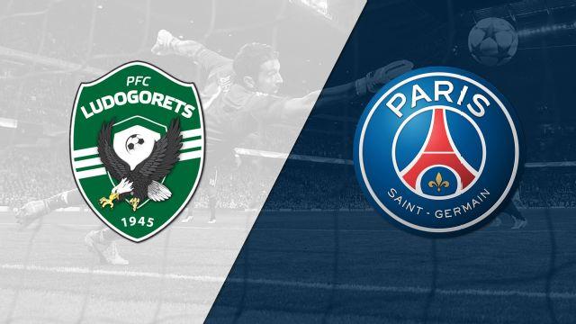 Ludogorets vs. Paris Saint-Germain (Group Stage) (UEFA Champions League)