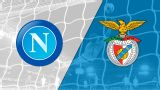 In Spanish - Napoli vs. Benfica (Fase de grupos) (UEFA Champions League)