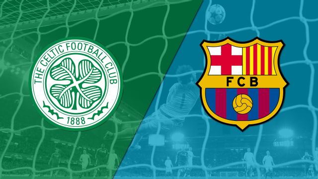 In Spanish - Celtic vs. Barcelona (UEFA Champions League) (re-air)