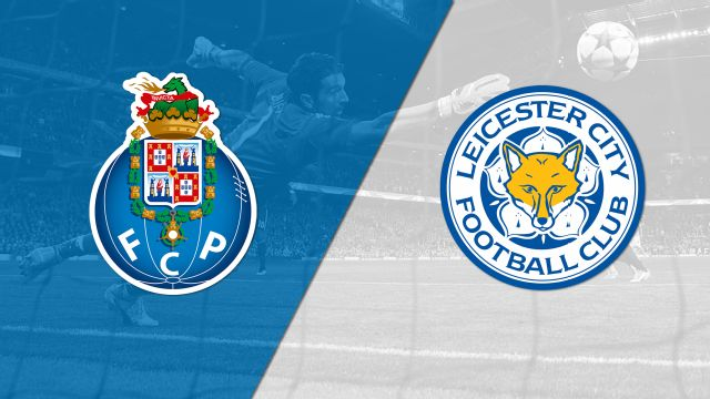 In Spanish - Porto vs. Leicester City (UEFA Champions League)