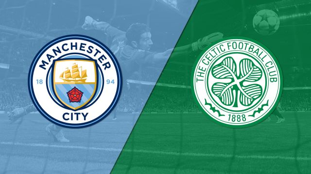 In Spanish - Manchester City vs. Celtic (UEFA Champions League)