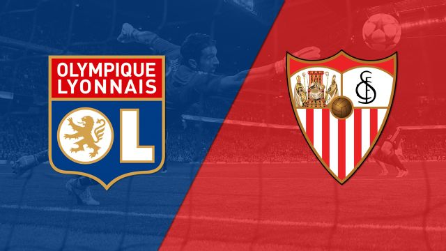 Lyon vs. Sevilla (UEFA Champions League)