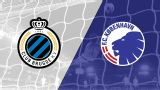 In Spanish - Club Brugge vs. Copenhagen (Fase de grupos) (UEFA Champions League)