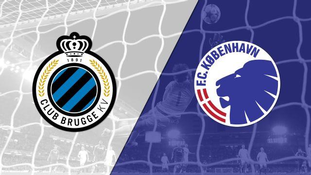 In Spanish - Club Brugge vs. Copenhagen (Fase de grupos) (UEFA Champions League)