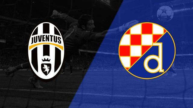 Juventus vs. Dinamo Zagreb (UEFA Champions League)
