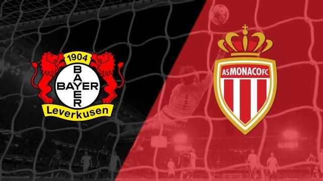 Bayer Leverkusen vs. AS Monaco (UEFA Champions League)