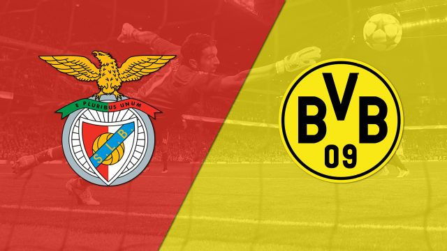 In Spanish - Benfica vs. Borussia Dortmund (1st Knockout Round 1) (UEFA Champions League) (re-air)